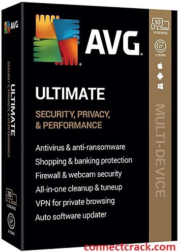 AVG Ultimate 2021 Crack With License Key [Latest] Free