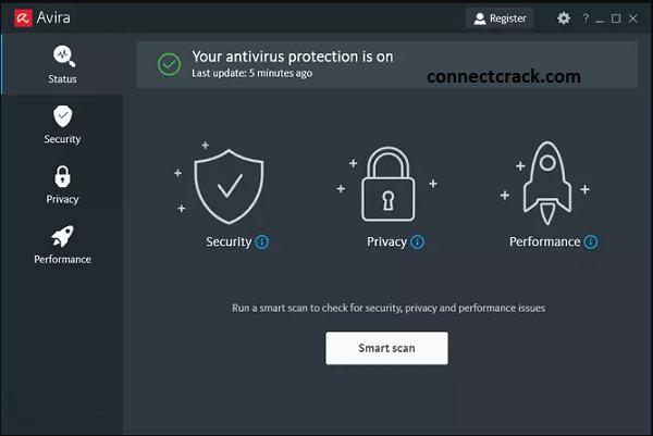 Avira Antivirus 2021 Crack With License Key [Lifetime] Free Download