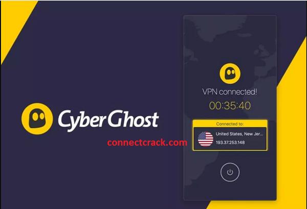 CyberGhost VPN 8.2.07018 Crack With Keygen 2021 [Lifetime] Free