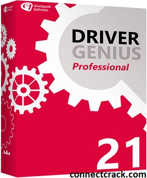 Driver Genius Pro 21.0.0.136 Crack With License Code [Latest] Free