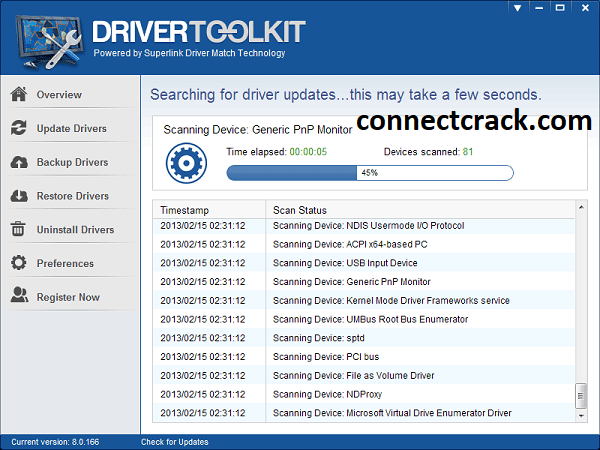 Driver Toolkit 8.9 Crack With License Key 2021 [Latest] Free Download