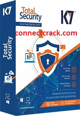 K7 Total Security 16.0.0416 Crack With Activation Key 2021 Free