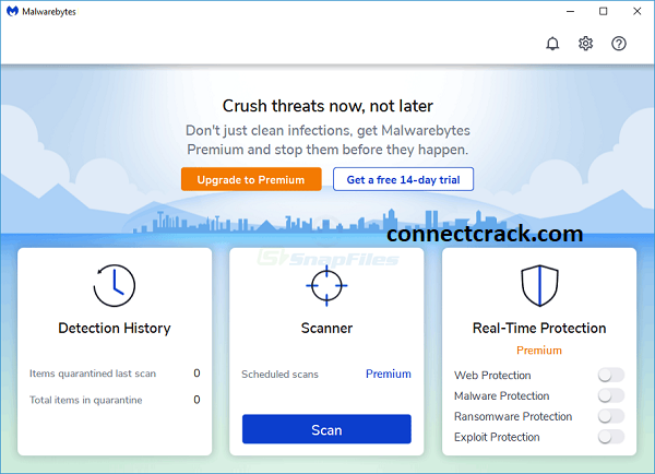 Malwarebytes Crack v4.3.0.210 License Key [Lifetime] 2021 Free