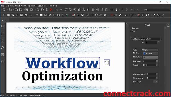 Master PDF Editor 5.6.80 Crack With Registration Code 2021 Free