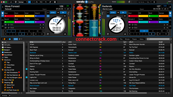 Serato DJ Pro 2.4.5 Crack With Activation Code 2021 Free