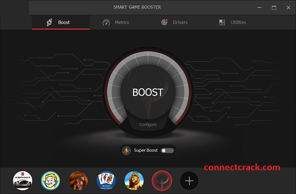 Smart Game Booster 5.0.1 Crack With License Key 2021 Full Free