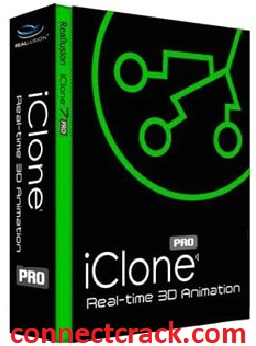 iClone Pro 7.9.5124.1 Crack 2021 Full [Resource Pack] Free Download