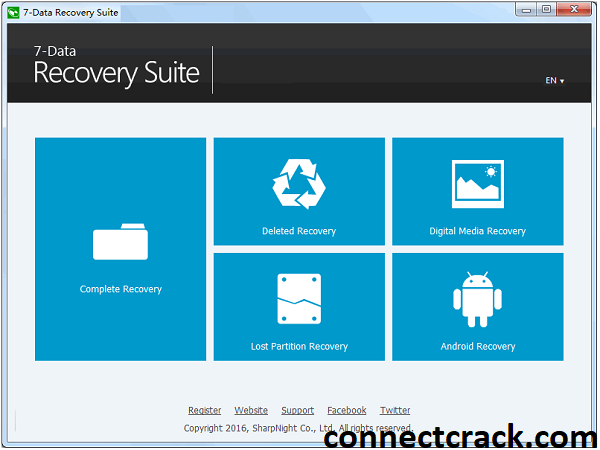 7-Data Recovery Suite 4.4 Crack With Serial Key Free Download