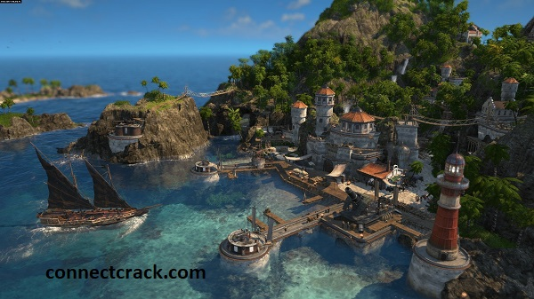 Anno 1800 Crack With Activation Key Full Game 2021 Free Download
