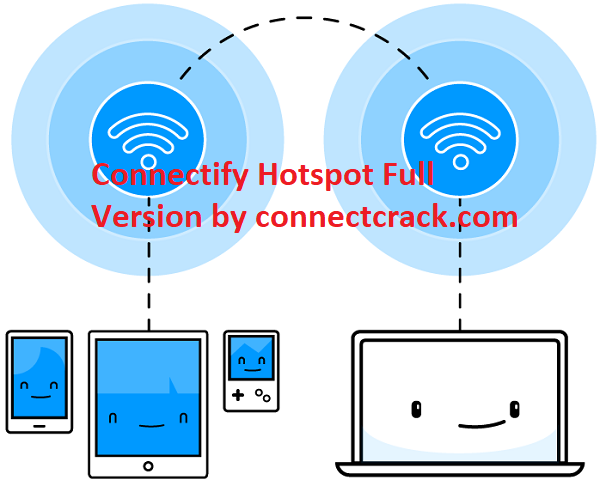 Connectify Hotspot 2021 Crack With License Key [Latest] Free