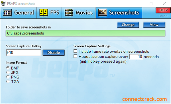 Fraps 3.5.99 With Crack [Latest] 2021 Free Download