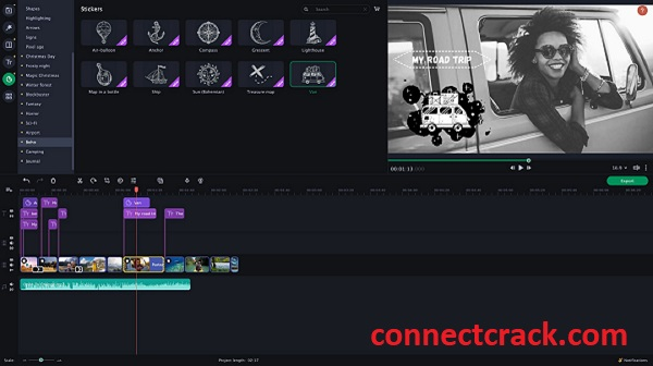 Movavi Slideshow Maker 7.2.1 Crack With Activation Key 2021 Free Download