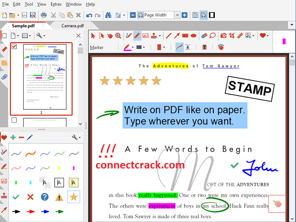 PDF Annotator 8.0.0.829 Crack With License Number Full 2021 Free