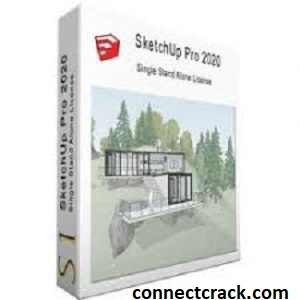 SketchUp Pro 2021 Crack With License Key Free Download