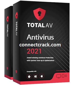 Total AV Antivirus 2021 Crack With Serial Key [Latest] Free Download