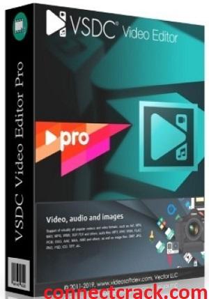 VSDC Video Editor Pro 6.8.1.336 Crack With License Key 2021 Free