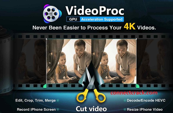 VideoProc 4.1 Crack With License Key Full Version 2021 Free
