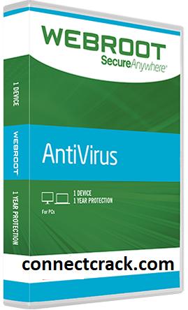 Webroot SecureAnywhere Antivirus 9.0.30.75 Crack With License Key 2021