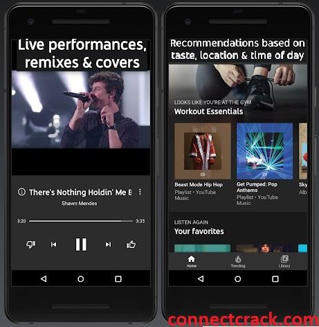 YouTube Music Premium Cracked APK Download