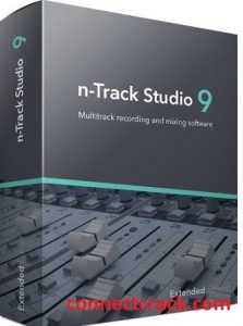 n-Track Studio 9.1.3 Crack With Serial Key Full Version 2021 Free