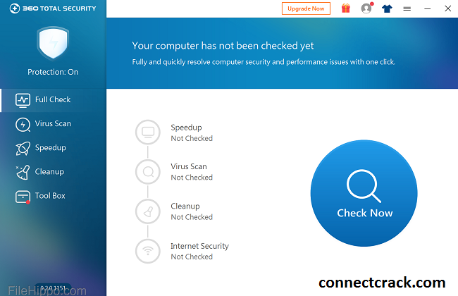 360 Total Security 10.8.0.1296 Crack With License Key Free Download