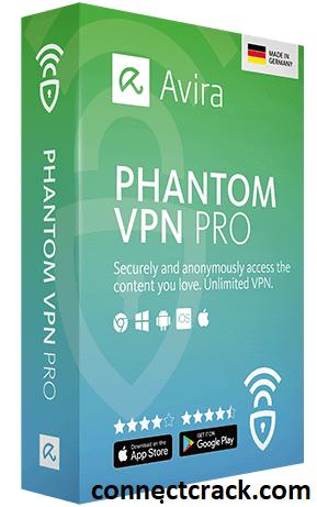 Avira Phantom VPN Pro 2.37.1 Crack With License Key 2021 Free Download