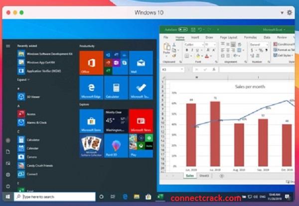 Parallel Desktop 16 Crack With Activation Key Free Download