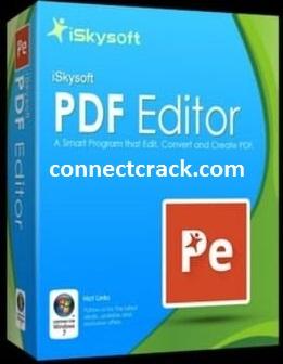 iSkysoft PDF Editor Pro 6.4.2 Crack With Registration Code 2021 Free